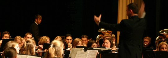 Stevenson Instrumental Music